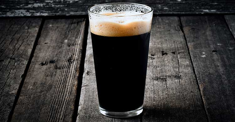cerveza negra tipo lager